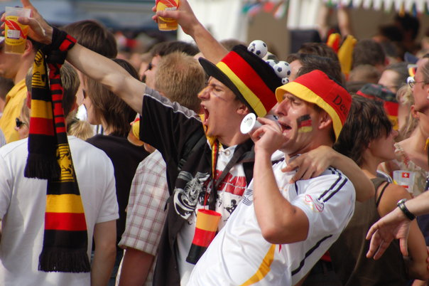 German Football Supporters