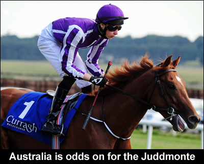 Australia Juddmonte International at York