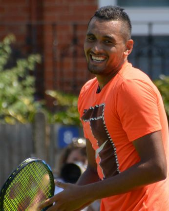 Nick Kyrgios Tennis Betting Odds Australian Open