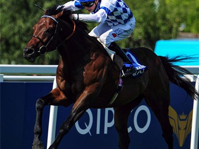 Al Kazeem storms home in the Coral Eclipse