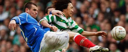 Scottish football, Celtic v Rangers