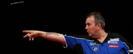 Premier League Darts betting Phil Taylor