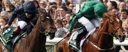 Epsom Derby betting odds